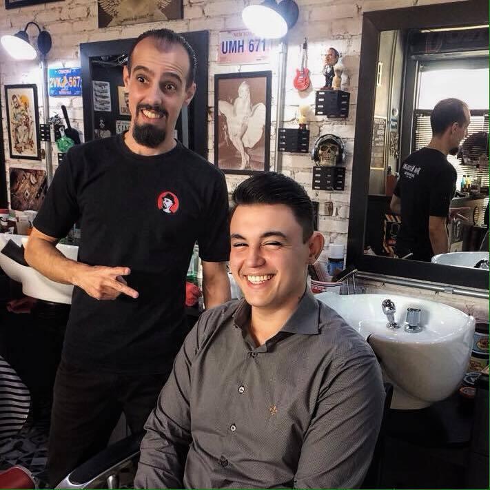 Eu recomendo a Barbearia Don Nicolini