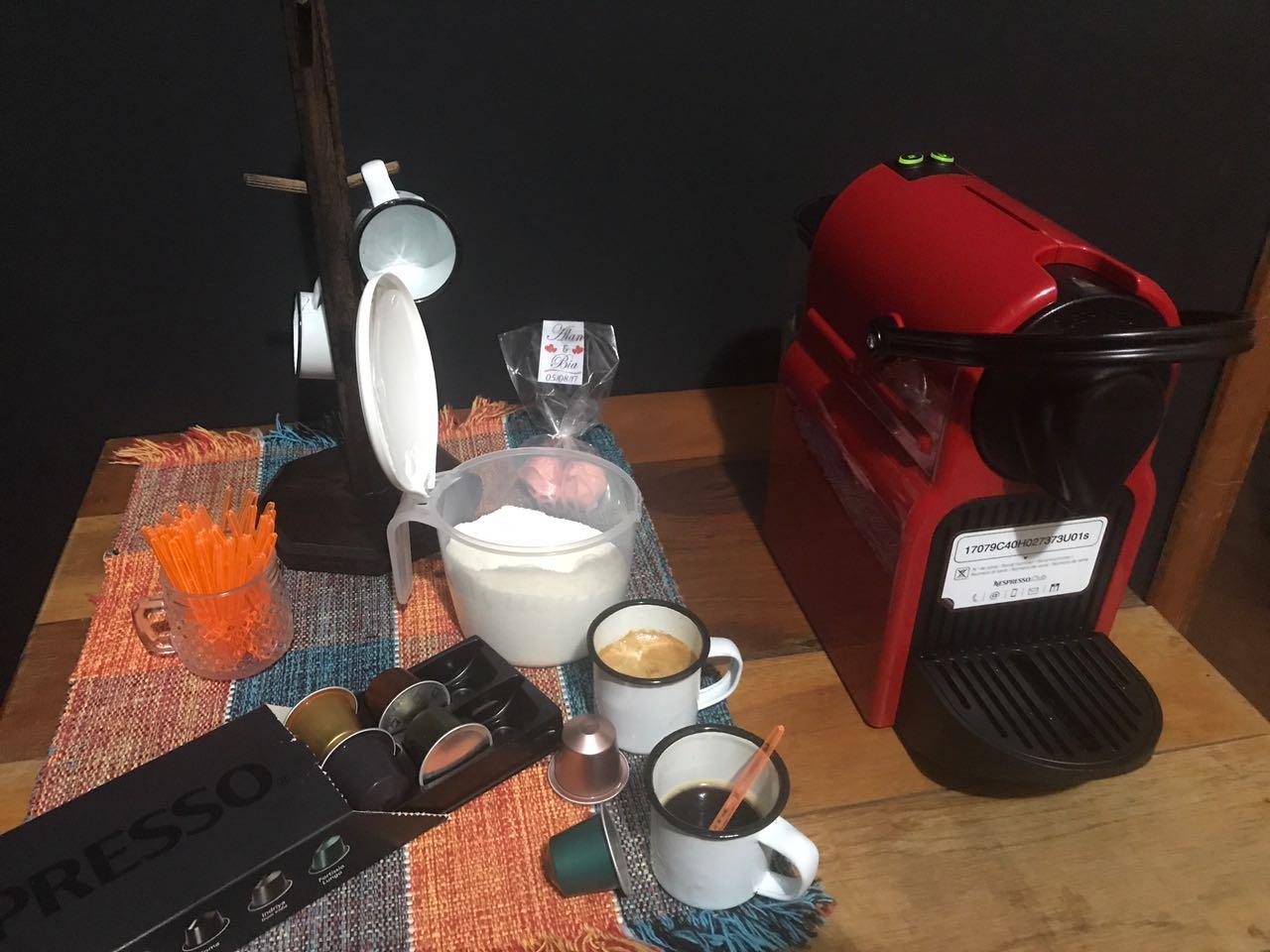 Adorei o café, mas demorei pra entender onde comprar cápsulas Nespresso