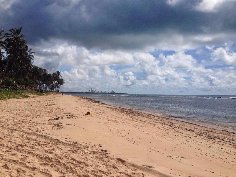 A Praia do Paiva é um pedaço do Paraíso na Terra