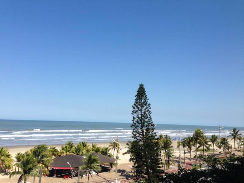 A Praia Grande tem pontos turísticos interessantes para a baixa temporada