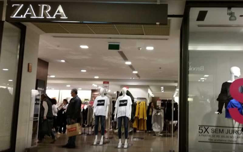 Vale a pena comprar roupas na Zara do Brasil?