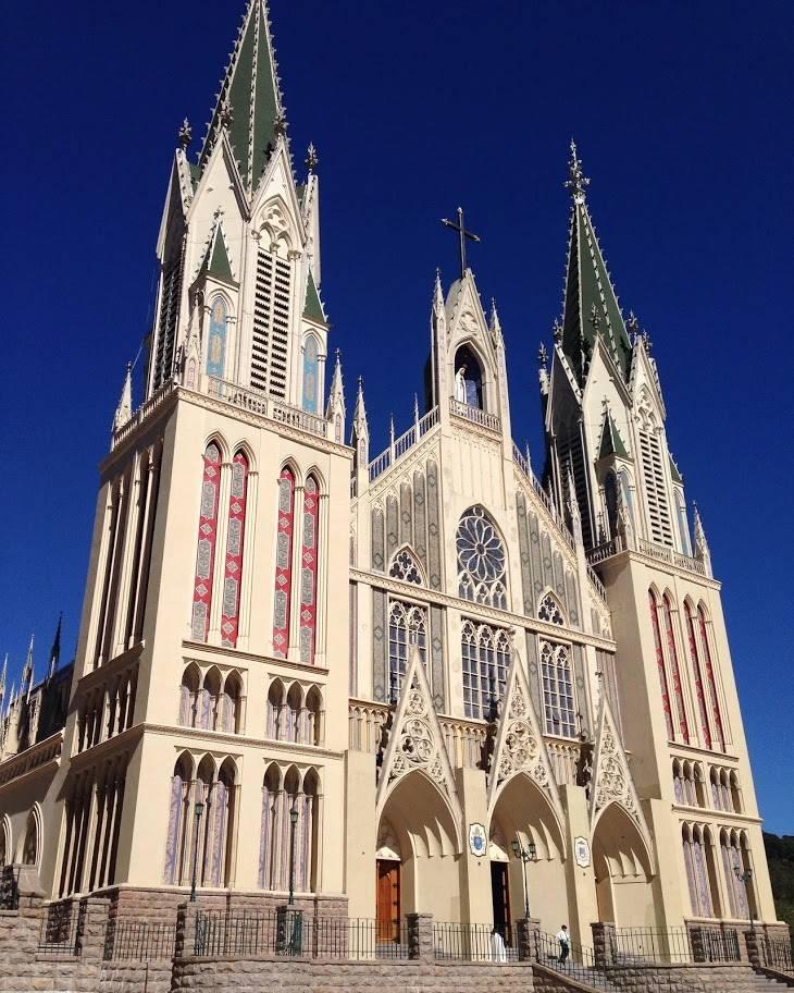 Basílica Nossa Senhora do Rosário (foto: Alan Corrêa)